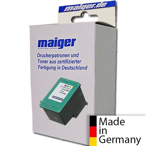 Maiger.de Premium-Patrone kompatibel zu HP 343/C8766EE color