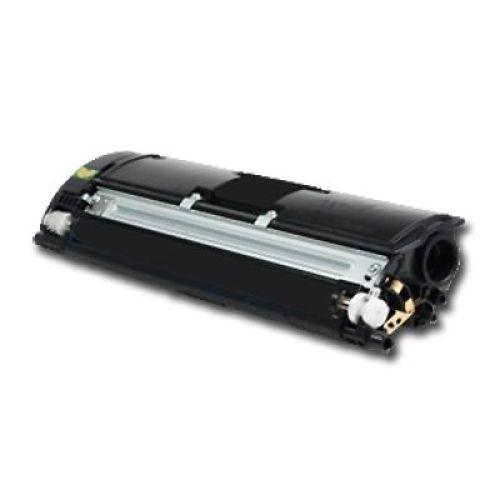 Toner KMLTMC2400B, black, Rebuild für Konica Minolta Drucker, er