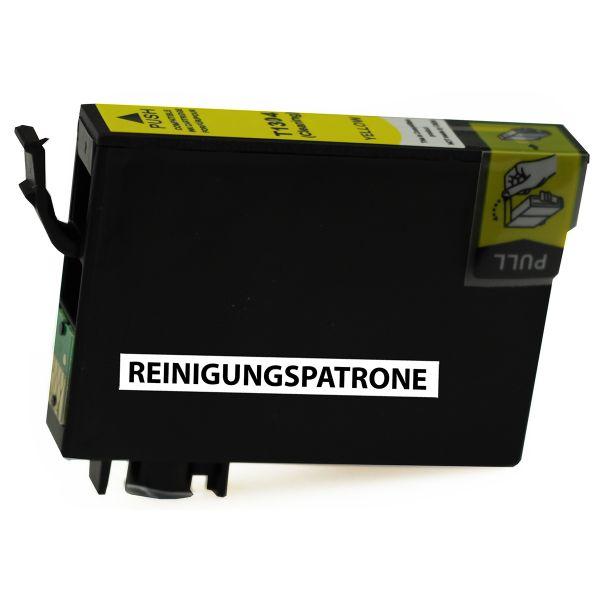 Reinigungspatrone yellow, kompatibel zu Epson T1304