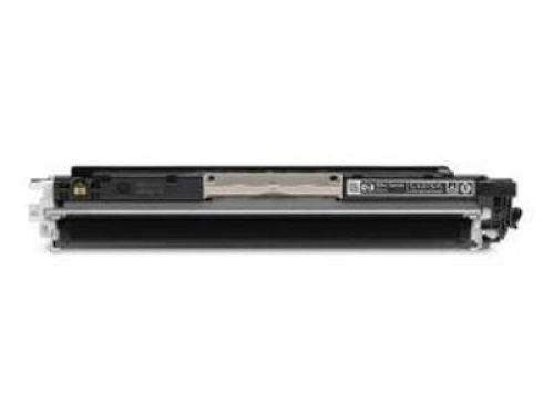Toner Schwarz Alternativ für HP-Drucker, ersetzt CE310A
