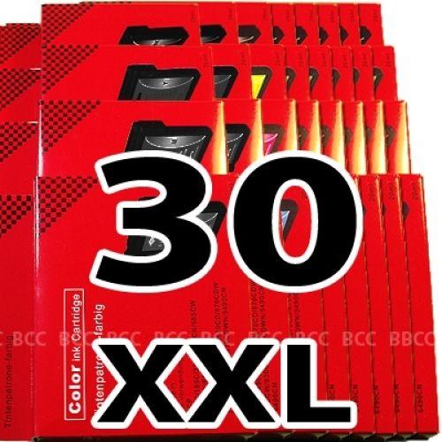 * Sparset: 30 XXL-Patronen für Brother BS980/1100-30-XXL