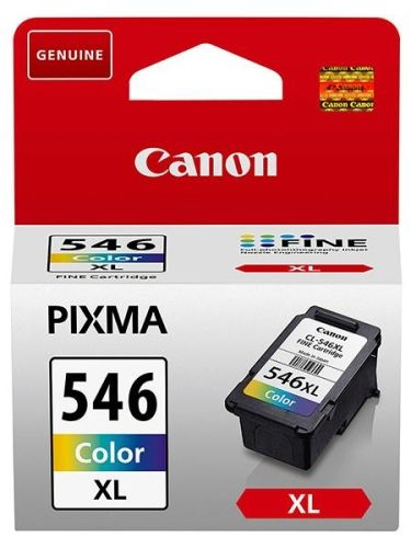 Original Canon Tintenpatrone Color Nr. 546XL, CL-546 XL