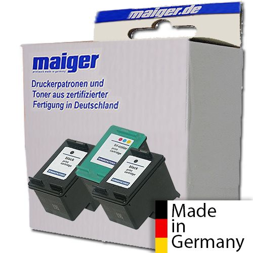 Maiger.de Premium-Combipack, ersetzt HP Nr. 901XL