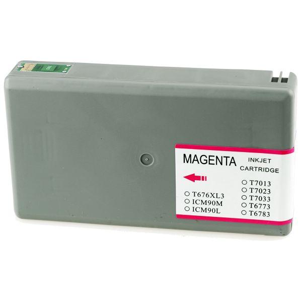Druckerpatrone magenta kompatibel Typ 7013XXL, ersetzt T70134010