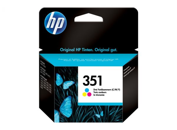 Original HP Patrone 351 / CB337EE color