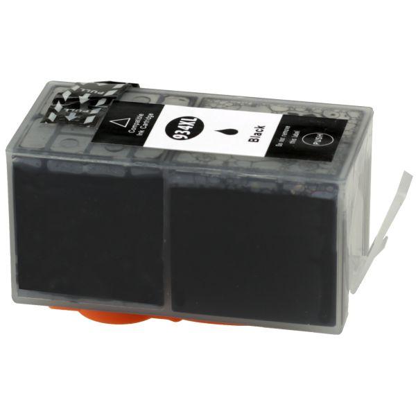 Druckerpatrone schwarz, ersetzt HP Nr. 934XL/C2P23AE, H934XLBrw