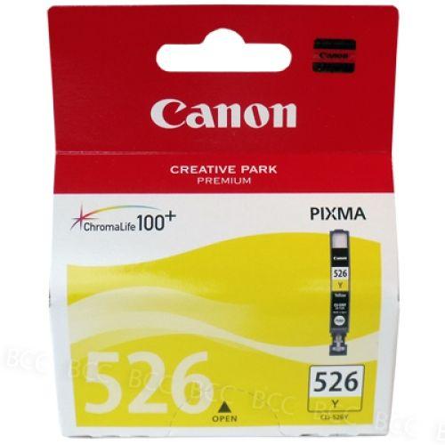 Original Canon Tintenpatrone Yellow Nr. 526, CLI-526Y