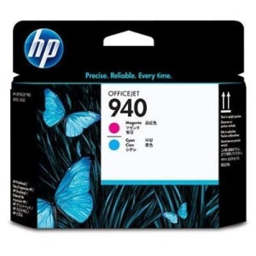 HP C4901A Original Druckkopf Nr. 940, magenta + cyan