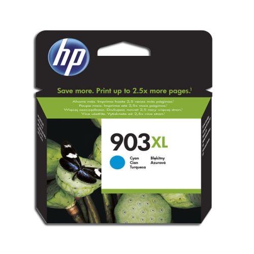 Original HP Tintenpatrone Cyan Nr. 903XL, T6M03AE