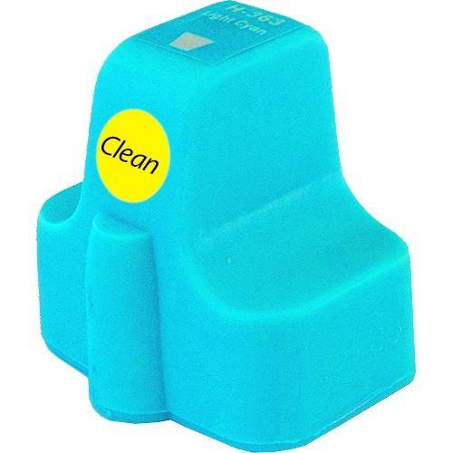 Reinigungspatrone cyan photo, kompatibel zu HP 363XL / C8774E