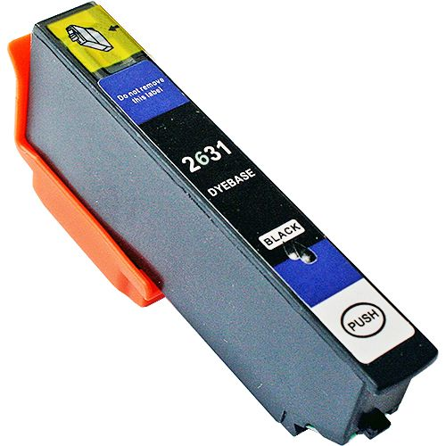 kompatible Druckerpatrone EKT2631 photo-schwarz