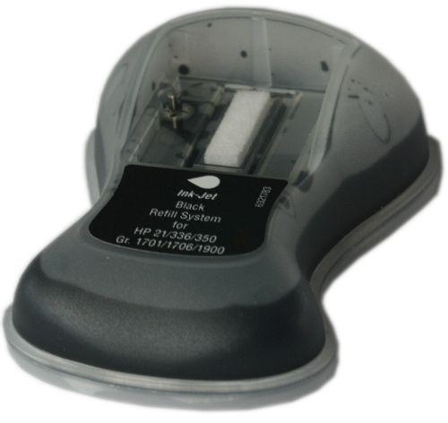 boeder PowerPad Refill- System für HP Patronen Typ 21, 56, 337