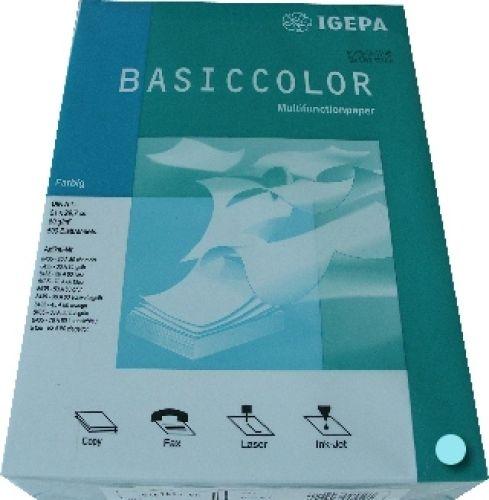 Multifunktionspapier blau A4 160g 250 Blatt