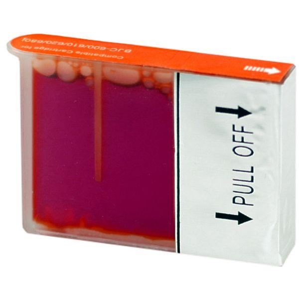 Druckerpatrone magenta, 100% kompatibel, Art TPCbj600ma