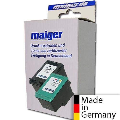 Maiger.de Premium-Combipack, ersetzt HP Nr. 21 + 22