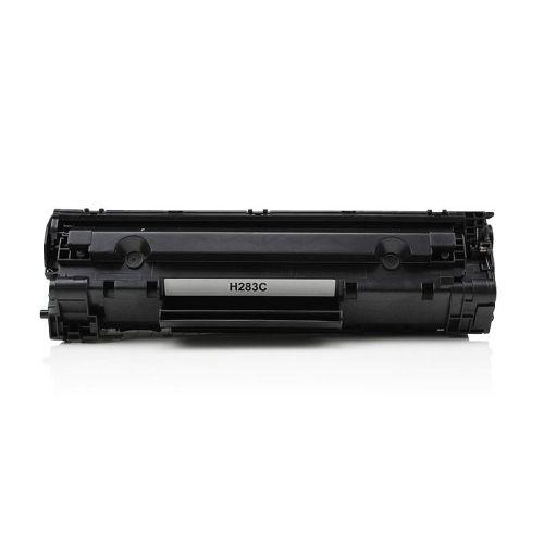 Toner Schwarz Alternativ zu HP CF283A