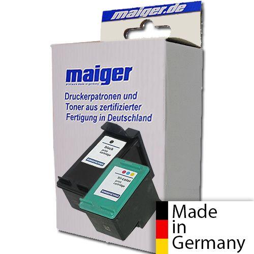 Maiger.de Premium-Patronen kompatibel zu HP 350XL / 351XL
