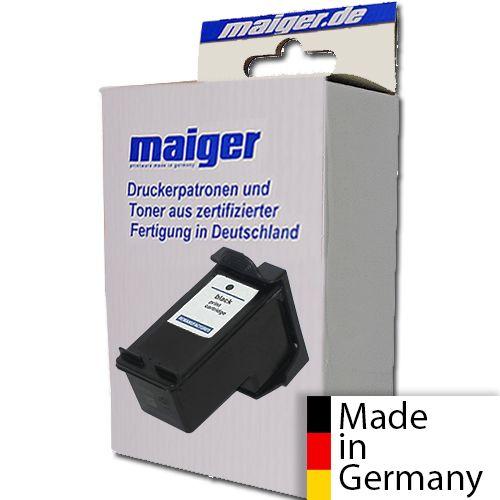 Maiger.de Premium-Patrone schwarz, ersetzt HP Nr. 350XL/CB336EE