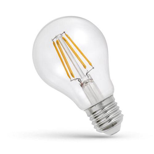 LED Birne E27, 6W, 750lm warmweiß Filament