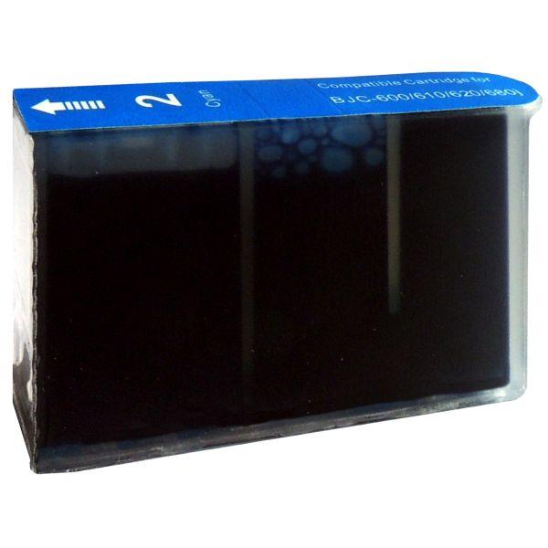 Druckerpatrone cyan, 100% kompatibel, Art TPCbj600cy