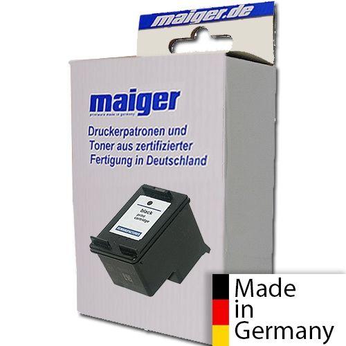 Maiger.de Premium-Patrone schwarz, ersetzt HP Nr. 21/C9351A
