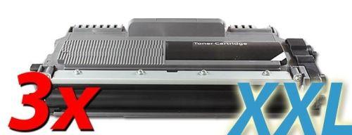 Toner-Sparset: 3 x BLT2220XXL, Rebuild für Brother-Drucker