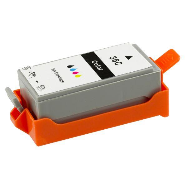 Druckerpatrone Farbe C36, Alternativ zu Canon CLI-36