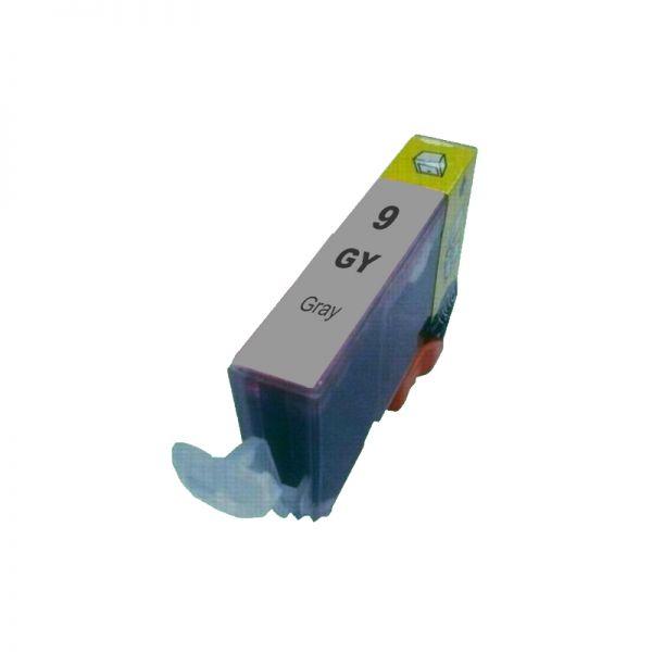 Druckerpatrone kompatibel zu PGI-9 GY, grau