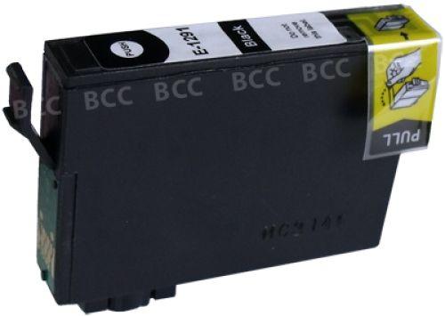 kompatible Druckerpatrone EKT1291 black (schwarz)