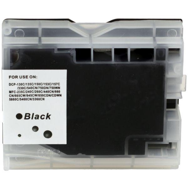 Druckerpatrone für Brother, Typ BK970/1000BK, black