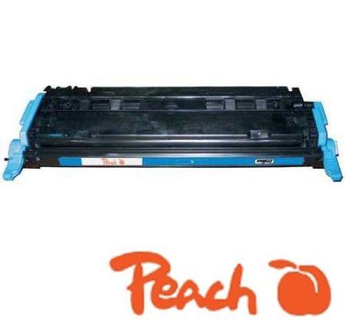 Peach Tonermodul cyan kompatibel zu Q6001A