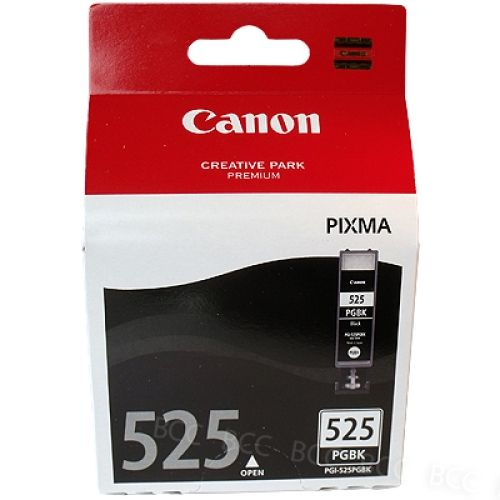Original Canon Tintenpatrone Black Nr. 525, PGI-525PGBK