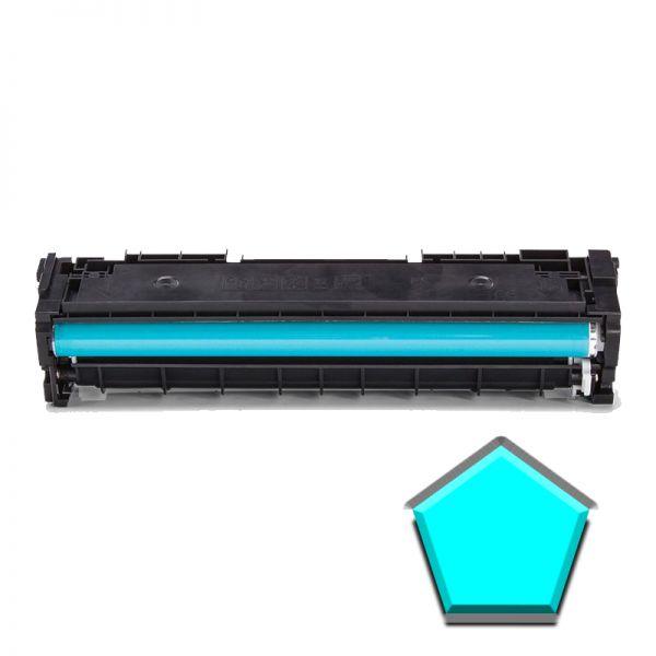 Toner cyan kompatibel zu HP CF411A