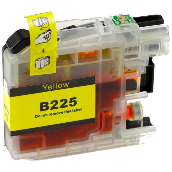 ** Patrone BK225YE mit Chip, yellow