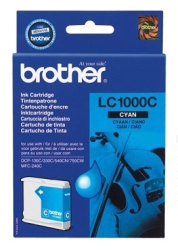 Originalpatrone LC-1000C, cyan
