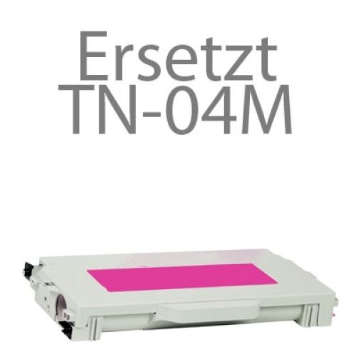 Toner BLT2700M, Rebuild für Brother-Drucker mit TN-04 M
