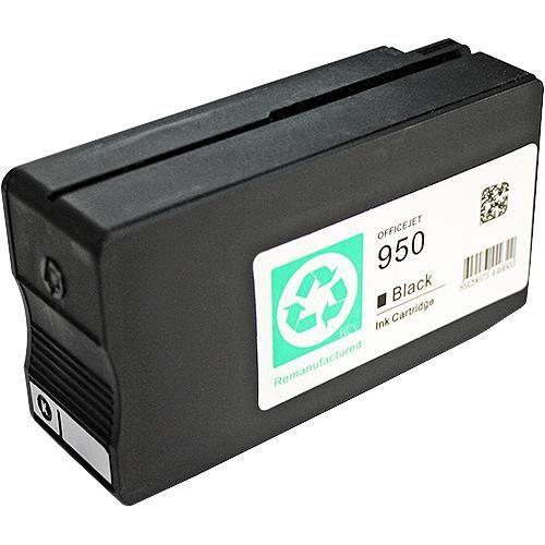 Druckerpatrone Typ 950XL, schwarz, 50ml, H950XLBrw