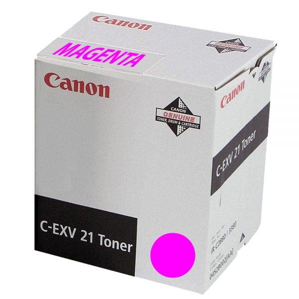 Toner Canon C-EXV 21 M, magenta