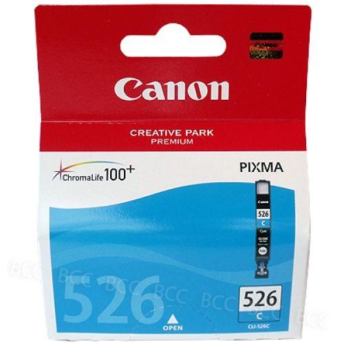 Original Canon Tintenpatrone Cyan Nr. 526, CLI-526C