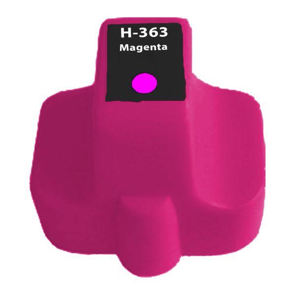 Druckerpatrone kompatibel Typ 363XL, magenta, 18ml, H363XLMkom