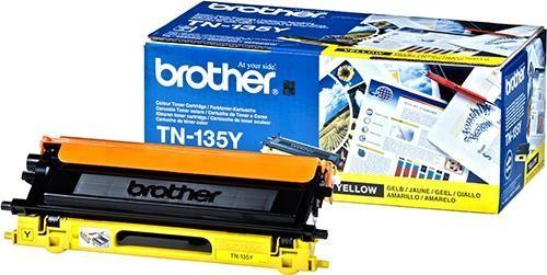 Toner TN-135Y für Brother - Original