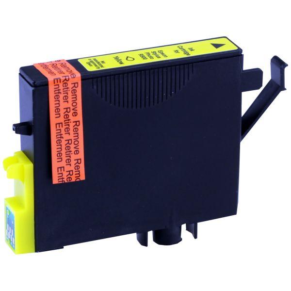 kompatible Patrone EKT0544Y yellow