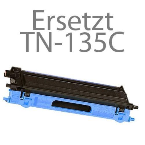 Toner BLT135C, Rebuild für Brother-Drucker mit TN-135 C