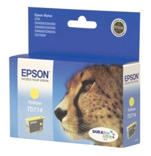 Originalpatrone Epson T071440, yellow | EO-TP0714
