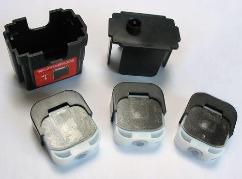 Smart Refilling 027/Schwarz für HP Patronen