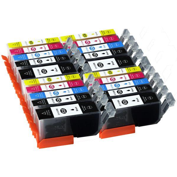 * Aktuelles Sparset: 20 Patronen mit Chip CS525/526CHIP-20