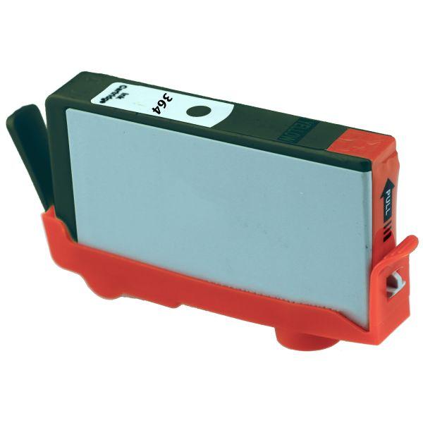 Druckerpatrone Typ H364XLPBrw, photo-schwarz