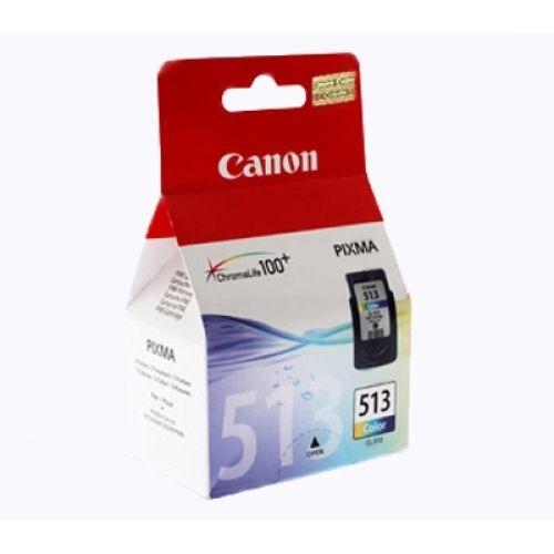 Original Canon Tintenpatrone color (dreifarbig) Nr. 513, CL-513