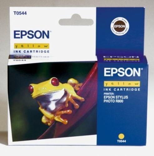 original Tintenpatrone T054440 yellow